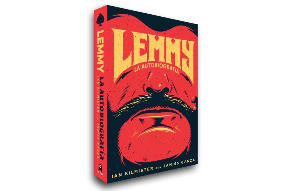 Libros LEmmy RocknRoll Madrid