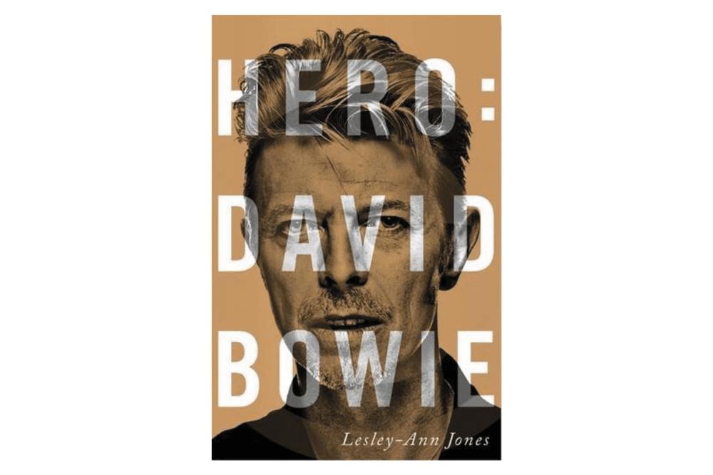 Libro Hero David Bowie