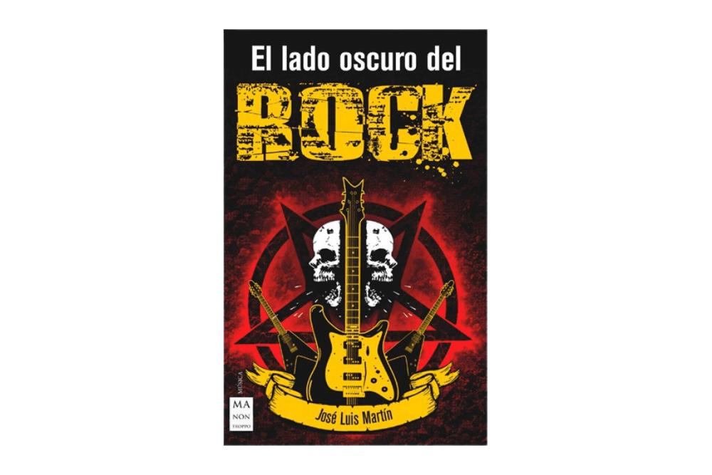 Libro lado oscuro rock